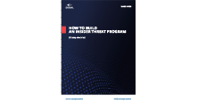 How to Build an Insider Threat Program [12-step Checklist]